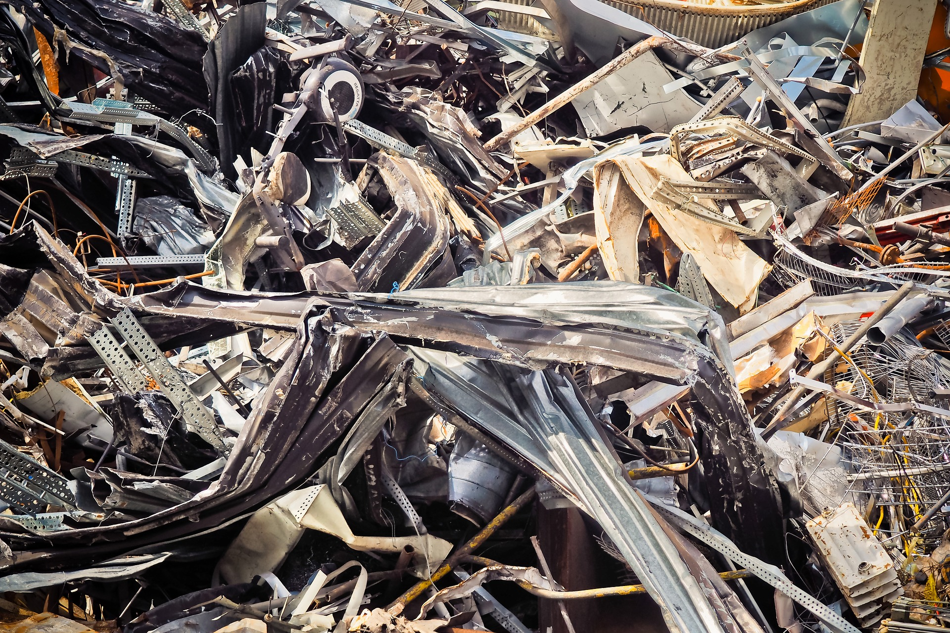 The Various Types Of Scrap Metal To Recycle Or Sell
